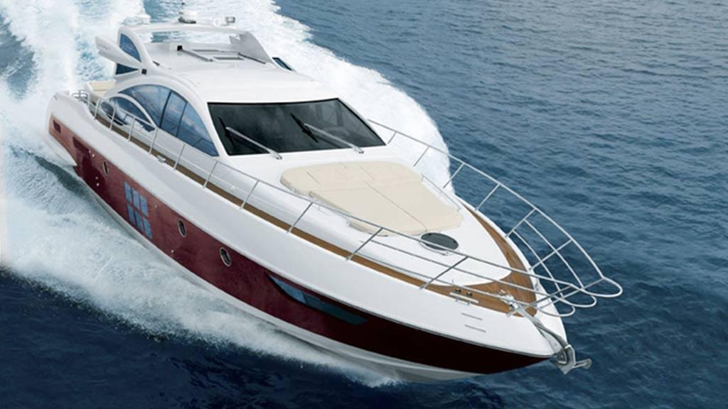 bateau azimut 32