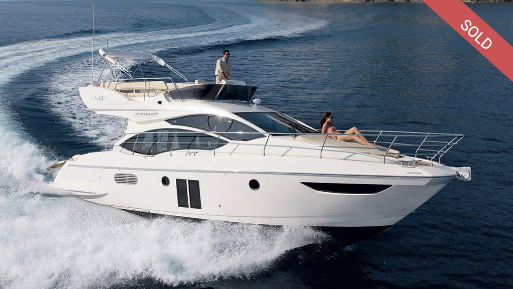 Azimut 42 PB Yachting