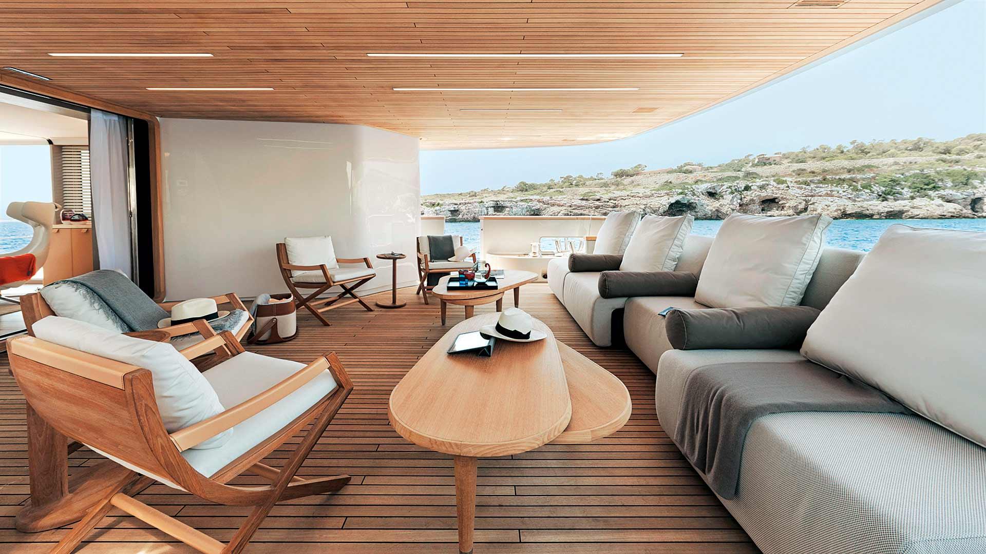 Sanlorenzoyachts france Blattes yachting