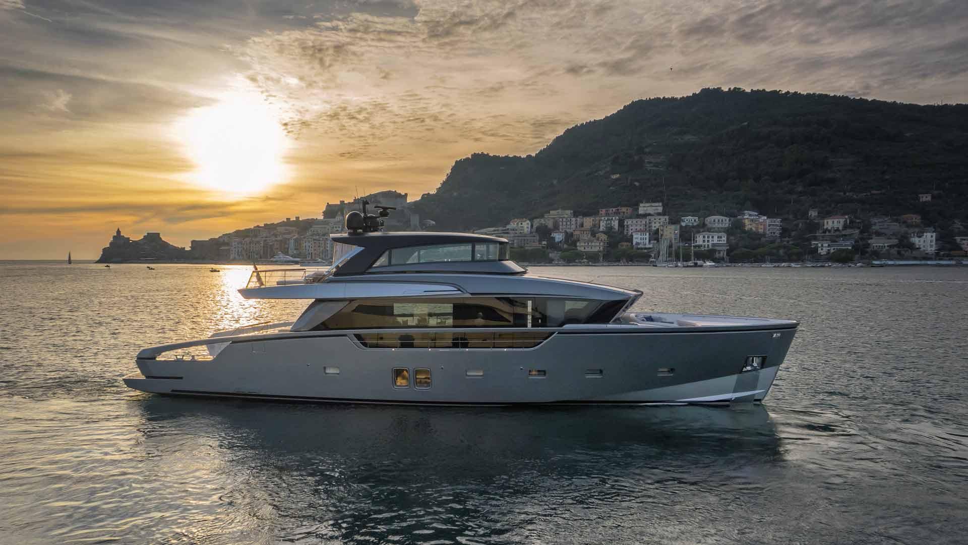 sanlorenzo SX88 PB Yachting