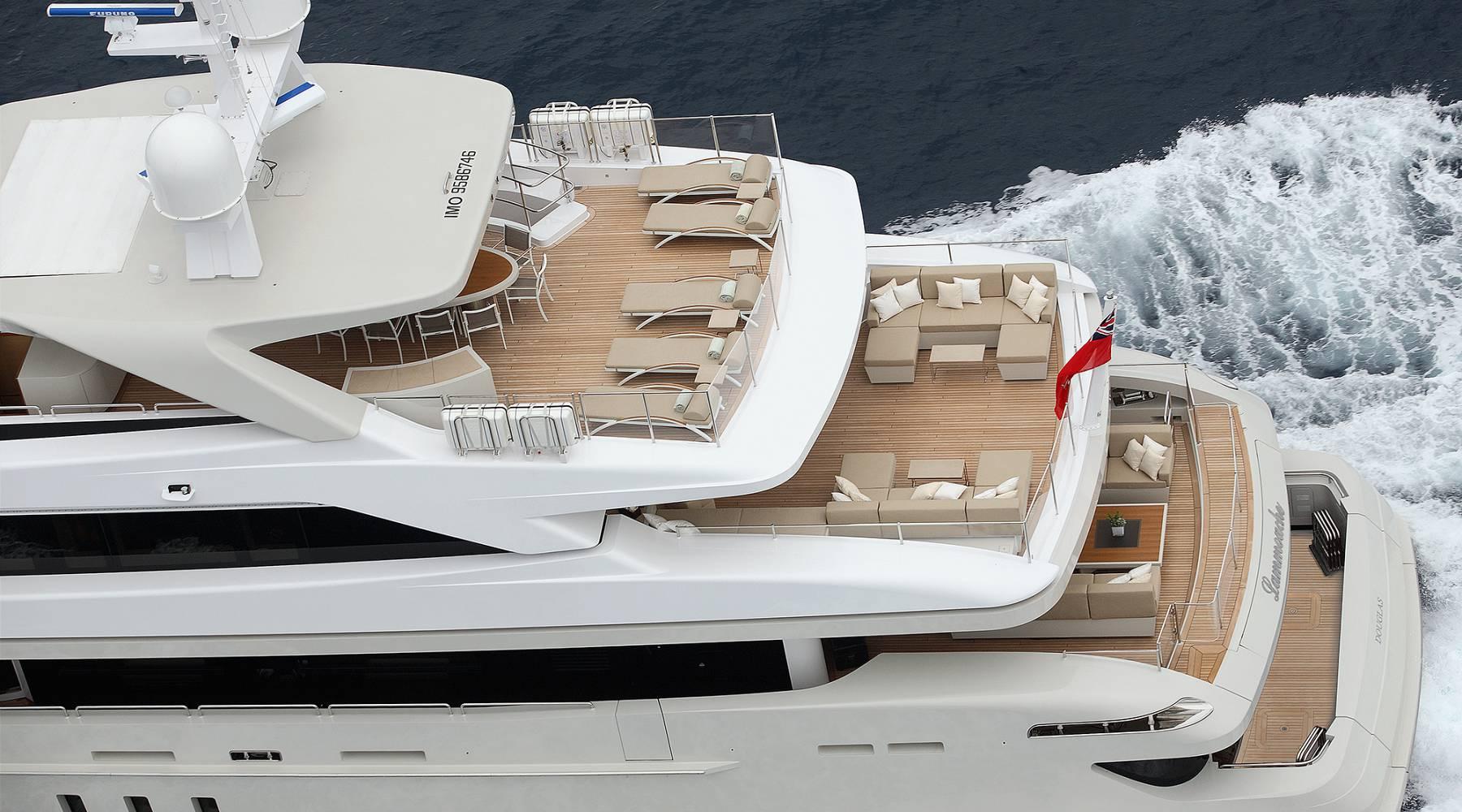 sanlorenzo yachts french riviera steel 46